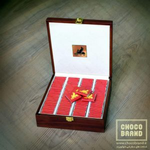 جعبه لوکس شکلات سفارشی