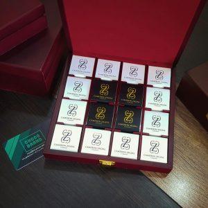 جعبه شکلات 48 عددی لوکس