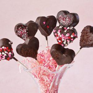تزیین شکلات برای تولد