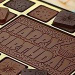 شکلات تولدت مبارک