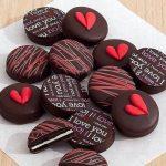 شکلات هدیه ولنتاین