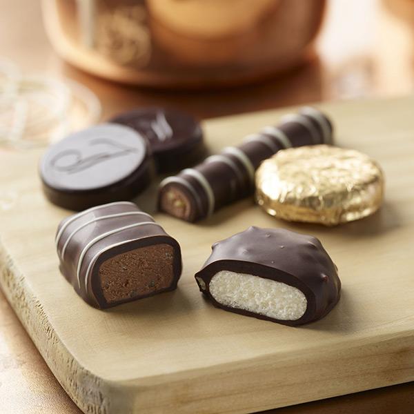 بستهبندی و جعبه شکلات