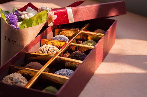 انواع جعبه شکلات