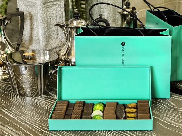 جعبههای شکلات شیک و مجلسی