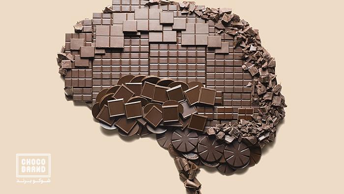 شکلات خوراکی مفید و خوشمزه