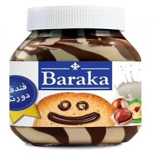 شکلات های باراکا