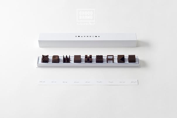 شکلات های Onomatopoeic