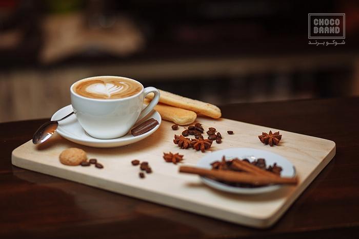 کافئین در شکلات