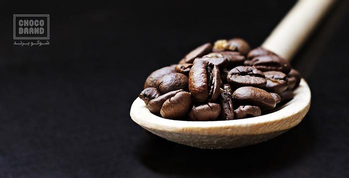 شکلات تیرهتر، کافئین بیشتر
