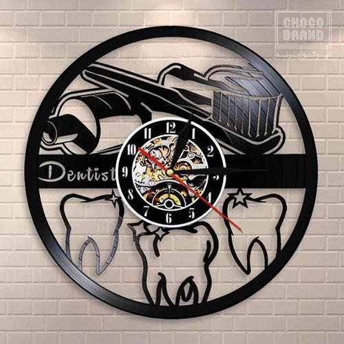 ساعت برای مطب دندانپزشکی